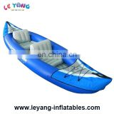 inflatable rowing boat 2 persons canoe inflatable kayaks