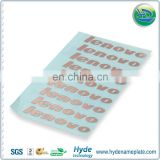 Shenzhen Custom Beautiful Labels Stickers Logo Stickers Adhesive Sticker Labels in Sheet