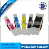 Best Quality 273 273XL refillable ink cartridge with Permanent Chip for EPSON XP600 XP700