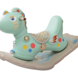 Ride on toys plastic baby rocking horse for kids riding horse toy