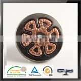 17mm two part jean button type