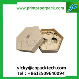 Tailored Decorative Heart-Shaped Embossing Wedding Favors Jewelry Paper Gift Packaging Boxes Handmade Soap Boxes