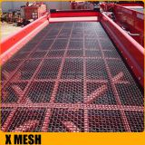 65Mn Quarry Screen Mesh For Vibrating Screen Equipment 1800MM Length