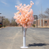 China wholesale artificial cherry blossom tree for wedding decoration
