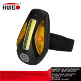 Safety warning lights, red flashes, bicycle taillights, safety indicators, explosive flashes