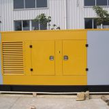 50 kw diesel generator with silent or open type