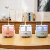 135mL Crown 7 Color LED Aromatherapy Diffuser Ultrasonic Humidifier Mist Maker Applicable Occasions Restaurant Kitchen