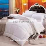 Economic natural feather duvet duck feather goose feather duvet & pillow