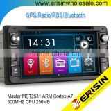 "Erisin ES6903K 7"" Car Audio Entertainment Car Stereo System Radio GPS Navigation for Toyota Corolla"