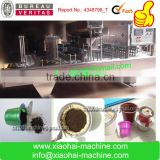 Tea Capsule , K CUP, nespresso coffee capsule filling machine and coffee capsule making machine/coffee capsule sealing machine                                                                                         Most Popular