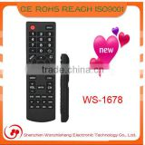 2014 SHENZHEN manufacture android tv box remote control with keyboard RF remote control