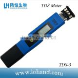 small size water quality tester testing TDS testing meter                                                                         Quality Choice