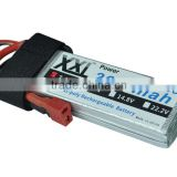 Wholesale China supplier battery pack lithium polymer 7.4V 2600mAh