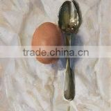 Nutrition of eggs and a spoon sitting on the cloth best price decoration sitting room decoration oil painting in canvas