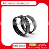 alibaba website online shopping birthday gift rings Arabic black rings