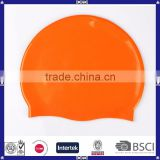 best selling top quality silicone nude swimming cap