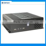 Top Configuration ! Embedded Industrial Mini Box PC With Fan / Intel i5 3rd Procssor / Mini-ITX Motherboard