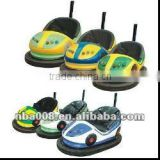 Factory manufacture good price with 2 pessenger ceiling net electric bumper car for amusement park