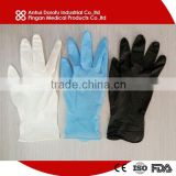 Inquiry about Nitrile exam gloves / disposable nitrile examination gloves CE ISO FDA