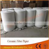 Fireproof Ceramic Fiber Paper for Kilns 1430C.