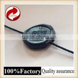 Fashional good quality plastic seal tag with logo string ear tag for cattle