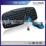 Newest Computer Gaming Wireless keyboard&mouse combo