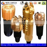 API Steel Body PDC Bit for oil well drill