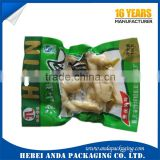 Frozen chicken feet vacuum bag, rice bag, vacuum aluminum foil pouch