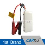 3.7V / 3700mAh Li-po battery pack for 12v car emergency jump starter can crank 20 times after full charge
