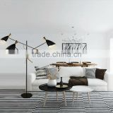 Delightfull Duke Modern Copper Villa Elegant Floor Lamp
