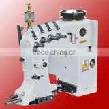 GK35-8A double needle four thread chain stitch high performance PP bag sewing machine for closer