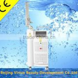100um-2000um CO2 Fractional Laser Scar Removal Skin Resurfacing Fractional Co2 Laser Equipment Eye Wrinkle / Bag Removal