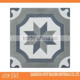 Grey star texture rustic finish cement floor tile interior home meeting room floor decor tile cement materials tile cheap china