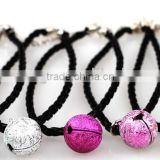 Frosted Bell Necklace, Fashion Pet Accessories 1/3