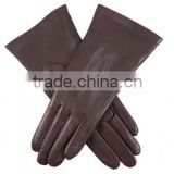 Women's Classic Cashmere Lined sheepskin Leather Gloves