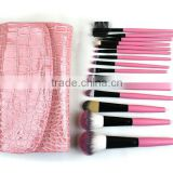 15 Pc Pro Makeup Brush Set Synthetic Professional Makeup Brushes Foundation Powder Blush Eyeliner Brushes pincel maquiagem