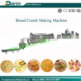 Stainless Steel Food Grade breakfast produciton machine/Toast Bread Crumb Production Line