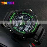 skmei original factory waterproof sport shocking mens top brand digital cheap watches in UK 2016