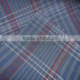 Western style Yarn Dyed Check Shirting Fabric