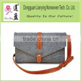nonwoven wool felt bag/gift bag