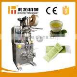 Auto filling function triangle tea bag packing machine                                                                         Quality Choice