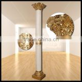 Frp Decoration Roman Column/pillar Home decor/indoor decorative pillar design