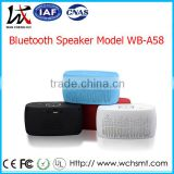 Factory Wholesale Portable Wireless Mini Bluetooth Speaker OEM/ODM With LED Light FM Radio TF Card