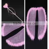 wholesale handmade carnival cosplay fairy wings large feather angel wings for sale