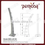 fence post base plate / flexible delineator post for sale