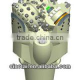 GHJ Series Tri-cone Rock Bits With Metal-sealing Bearing System For Oil-well Drilling