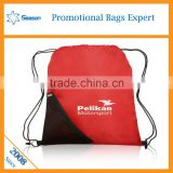 custom drawstring bags large satin drawstring bags drawstring backpack