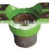 Terex mining truck parts FLANGE YOKE made in China