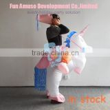 stock funny inflatable cow costumes for kid