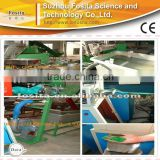 PP/PE film pellet making machine line water-ring granulating/brace cutting
